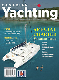 Canadian Yachting October 2017