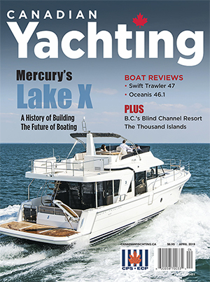 Canadian Yachting April 2019