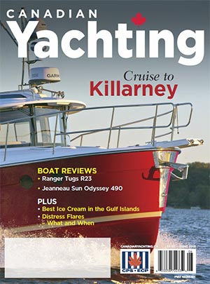 Canadian Yachting June 2018