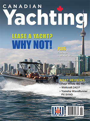 Canadian Yachting June 2019