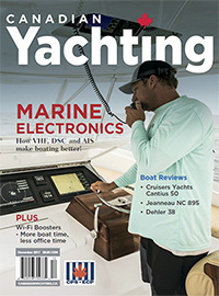 Canadian Yachting December 2017