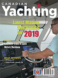 Canadian Yachting December 2018
