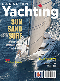 Canadian Yachting October 2018