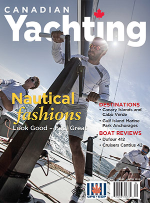 Canadian Yachting April 2018