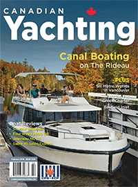Canadian Yachting February 2018