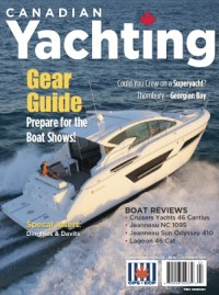Canadian Yachting February 2019