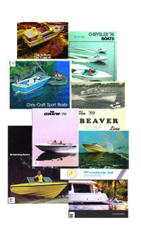 Buy an old boat brochure