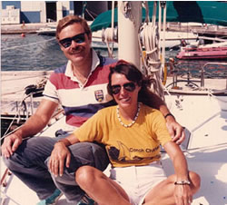 Conch Charters in 1987