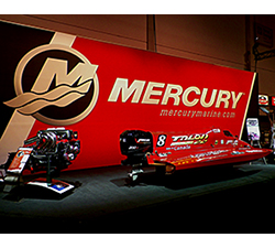 Tammy Wolfe - Mercury Racing