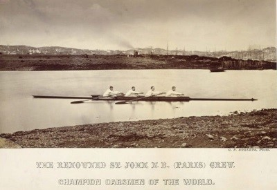 Paris Rowing Team