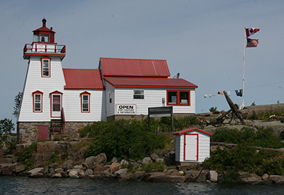 Georgian Bay - Pointe au Baril Lighthouse
