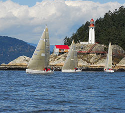 Southern Straits Sailboat Race