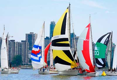 2015 BC Easter Seals Regatta