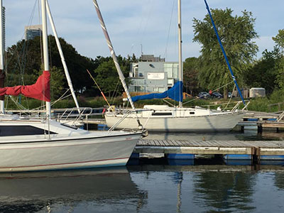 Humber Bay Sailing Centre