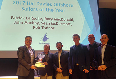 Offshore Sailors of the Year