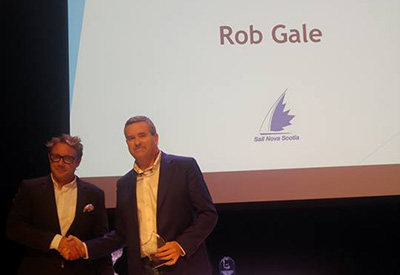 Rob Gale Sailor of the Year