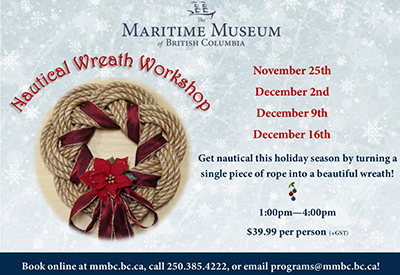 Nautical Wreathe Workshop