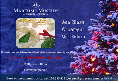 Sea Glass Workshop
