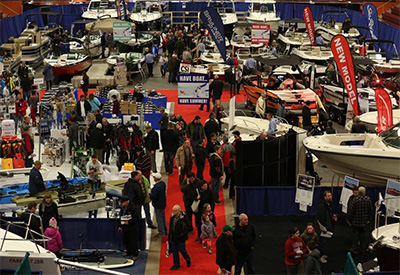 Toronto International Boat Show 60th Anniversary