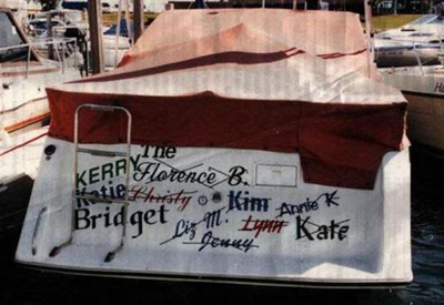Many Boat Names