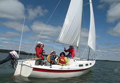 Guysborough Sailing School 3