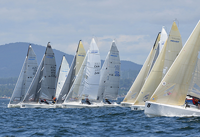 Melges Close Quarters