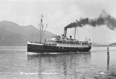 Princess Sophia Steamship