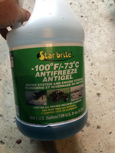 Engine Antifreeze