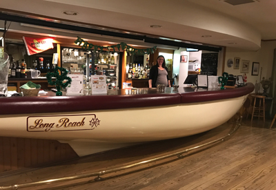 The Long Reach Bar Ready For Customers