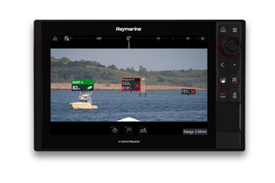 Raymarine ClearCruise Augmented Reality