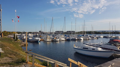 Collingwood Yacht Club