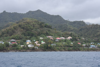 The Large Island Of Grenada