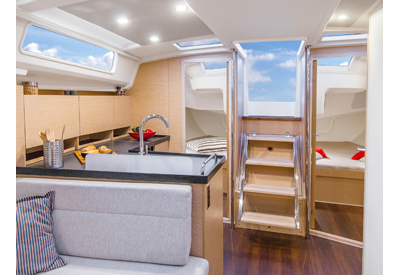 Double Sized Cabin
