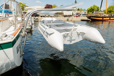 Davits Motor Lifts