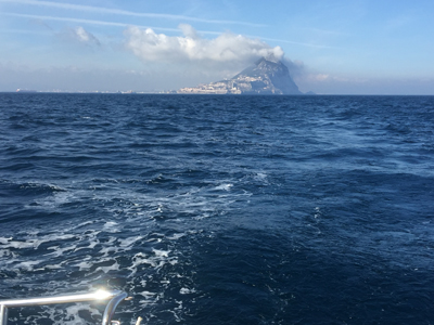 The Rock of the Gibraltar