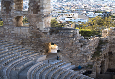 From Athens to Epidaurus