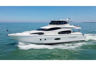 Neptunus 750 Enclosed Flybridge