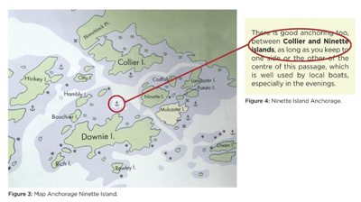 Figure 3 Downie Islands