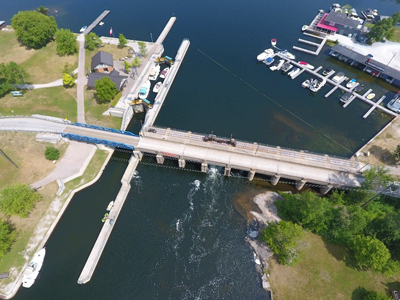 Port Severn's Lock 45