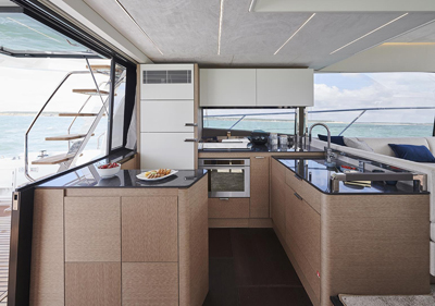 Appliances in Modern Boats