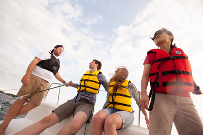 Boating Skills for Novice to Advanced Boaters