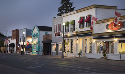 Bobcaygeon Downtown