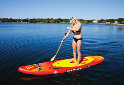 ZINO High Performance inflatable Stand Up Paddle Board