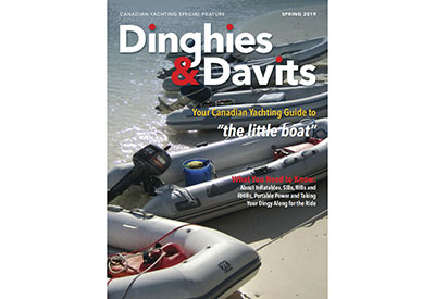 Dinghys and Davits