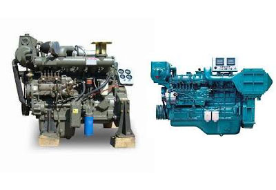 Marine Diesel Engine Theory