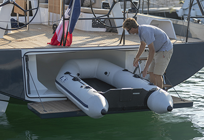 Beneteau First 53 Dinghy