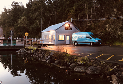 Canoe Cove Office