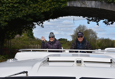 Galley Guys Explore The River Shannon