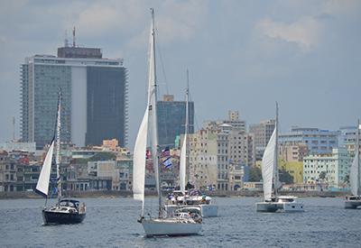 Havana Boatpast Boats
