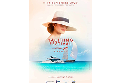 Cannes Boat Show Poster